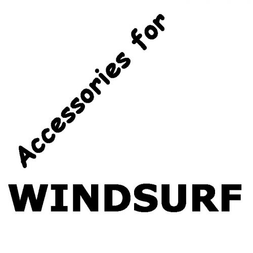 Windsurf Accessories