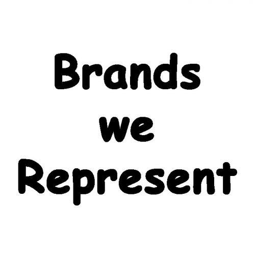 Brands we Represent