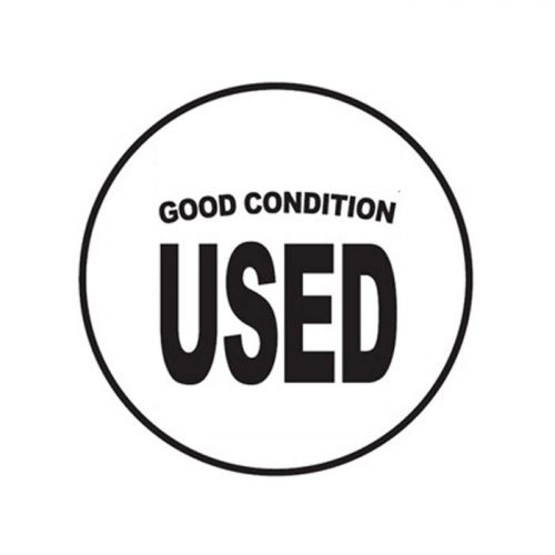 Used-Good Condition